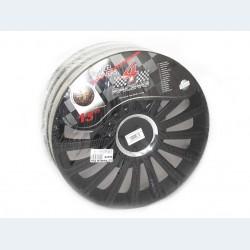 Колпаки RADICAL PRO BLACK R13 (50)